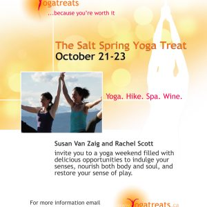 Salt Spring Yogatreat