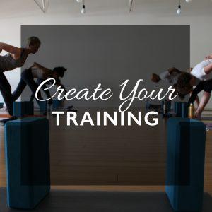 create-your-training