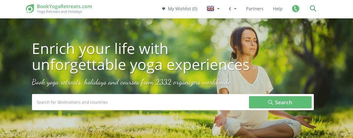 Review: Book Yoga Retreats | Rachel Scott