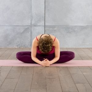 yin yoga sequence for anxiety
